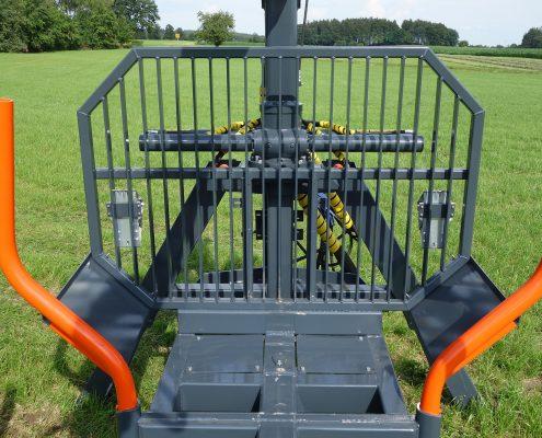 Niedermayer R-10 praktischer Wannenbereich