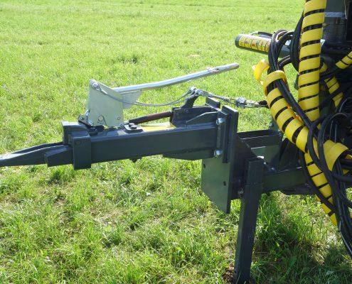 Niedermayer R-7.5 höhenverstellbare Auflaufbremse